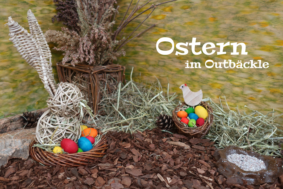 Ostern im Outbäckle